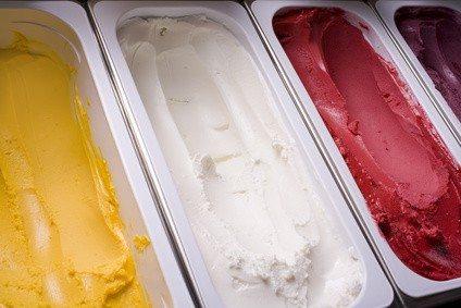 Civitavecchia to Rome Ice cream palors of capital