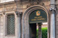 Civitavecchia to Rome museum doria pamphilj