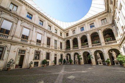Civitavecchia to Rome Palazzo Altemps