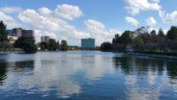 Civitavecchia to Rome pond of Eur