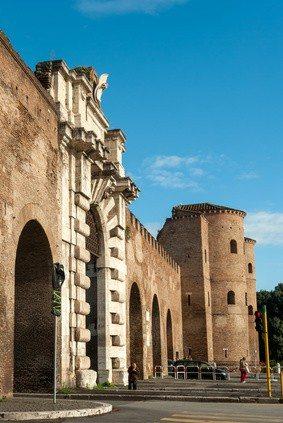 Civitavecchia to Rome Porta Maggiore