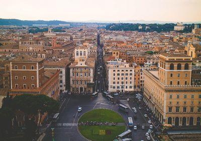 Muoversi roma